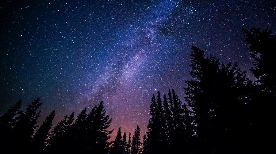 star watching, night sky, astronomy, Ryan Hutton