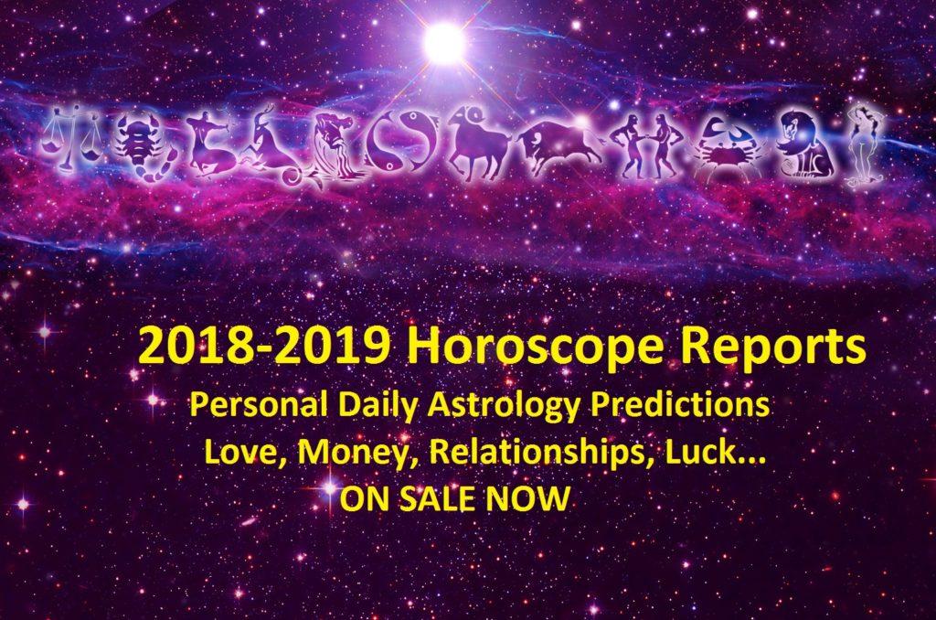2018 horoscopes, 2018 horoscope reports, 2018 horoscope forecast